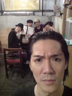 東京レポート〜前日の巻〜